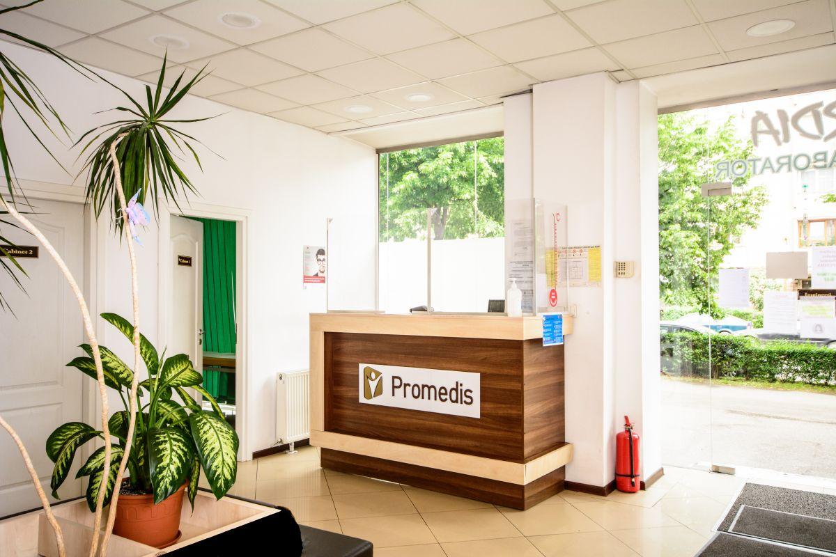 Centrul Medical Promedis Cluj 30.09