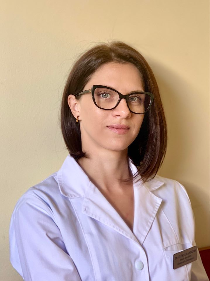 Dr. Andreea Roxana Florian Obstetrică Ginecologie